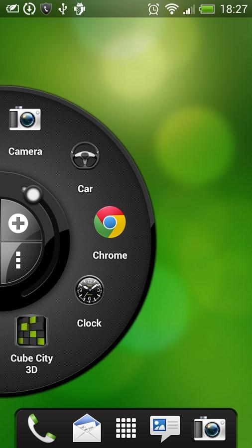 Wheel Launcher Lite - Imagem 2 do software