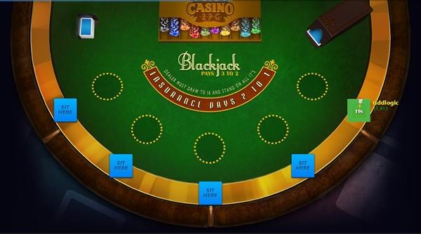 CasinoRPG - Imagem 2 do software