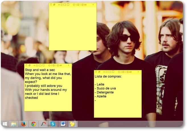 Yellow Desk Notes - Imagem 1 do software