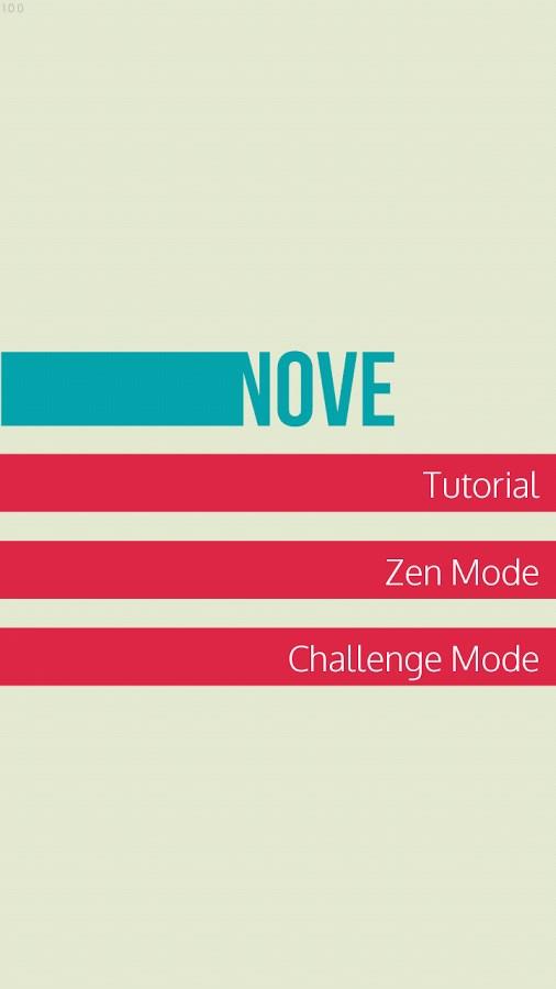Nove: Number Swipe - Imagem 1 do software