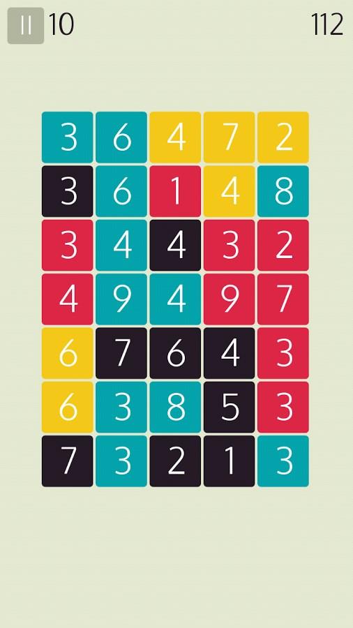 Nove: Number Swipe - Imagem 2 do software