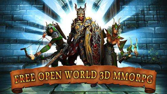 3D MMO Celtic Heroes - Imagem 1 do software