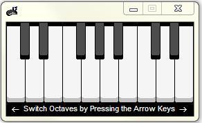 Grand Piano - Imagem 1 do software