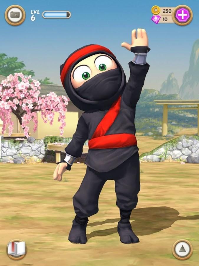 Clumsy Ninja - Imagem 1 do software