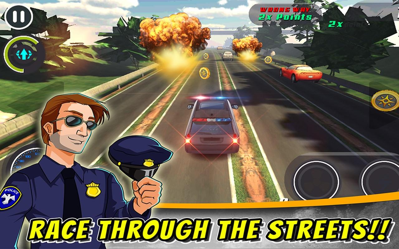 Cop Riot ! 3D Car Chase Race - Imagem 1 do software