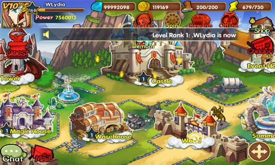 Heroes of Fantasy - Imagem 1 do software