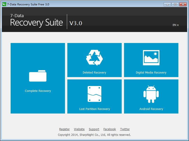 7Data Recovery Download