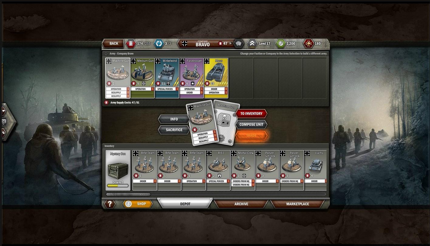 Panzer General Online - Imagem 4 do software