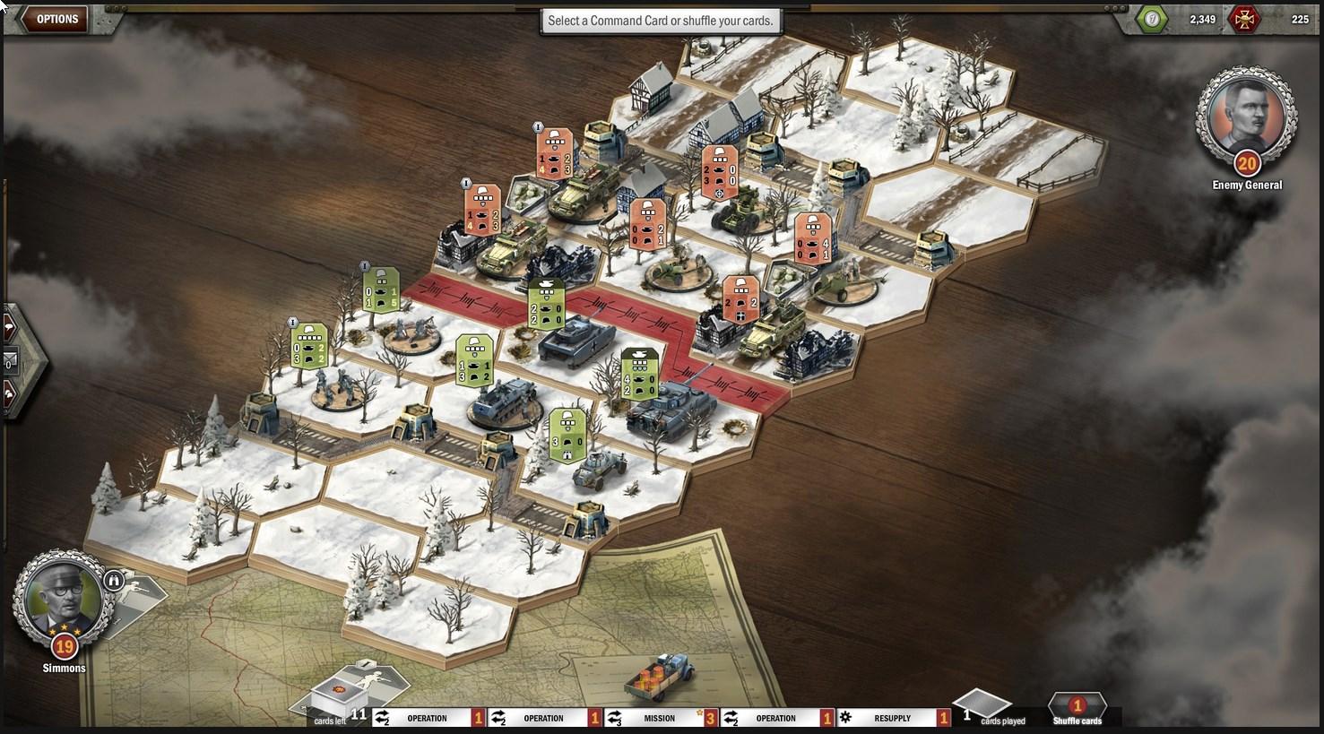 Panzer General Online - Imagem 3 do software