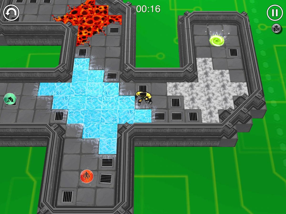 Ben 10 Game Generator 4D - Imagem 1 do software