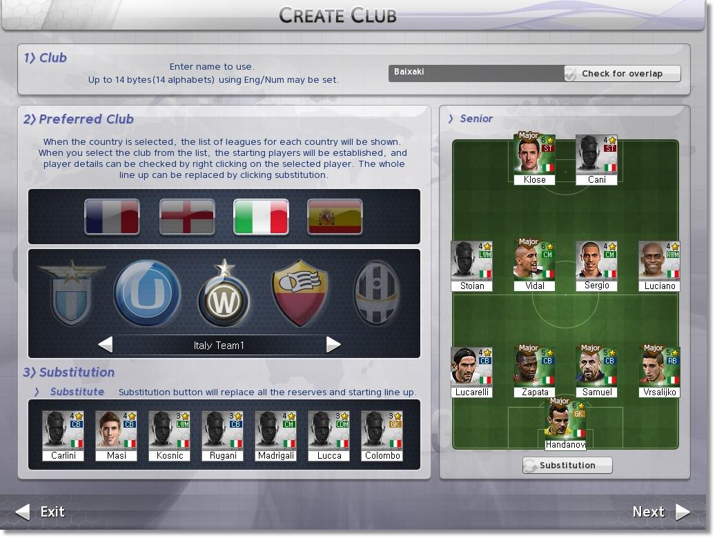 Football Club Manager (FCManager) - Imagem 1 do software
