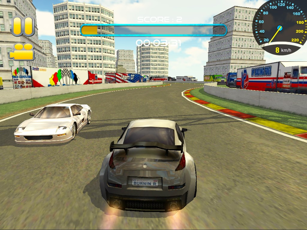 Axel Stunt Driver City Streets - Imagem 1 do software