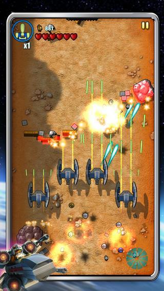 LEGO® Star Wars™  Microfighters - Imagem 1 do software
