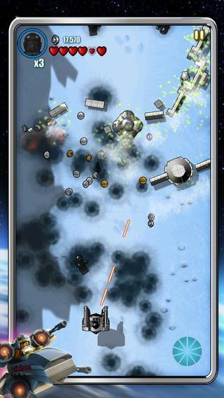 LEGO® Star Wars™  Microfighters - Imagem 2 do software