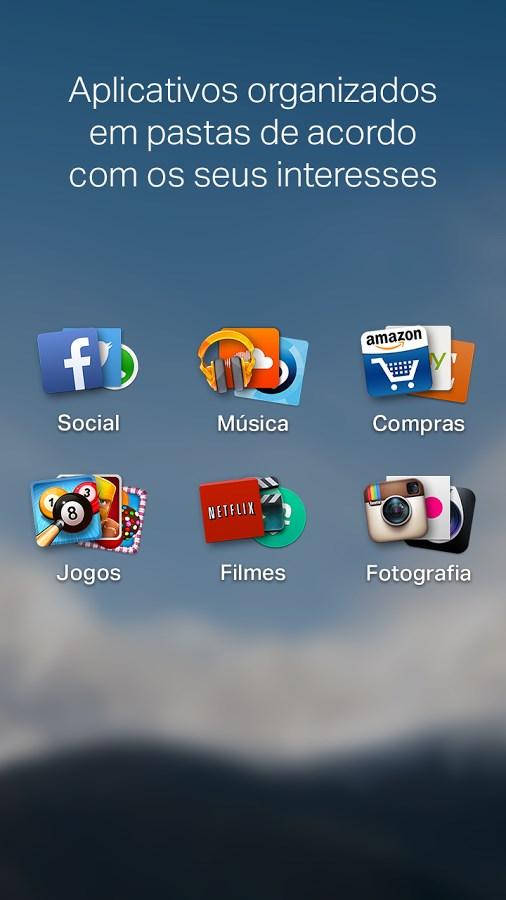 EverythingMe Launcher - Imagem 1 do software