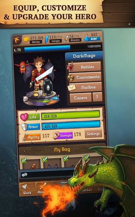 Heroic Legends - Imagem 1 do software