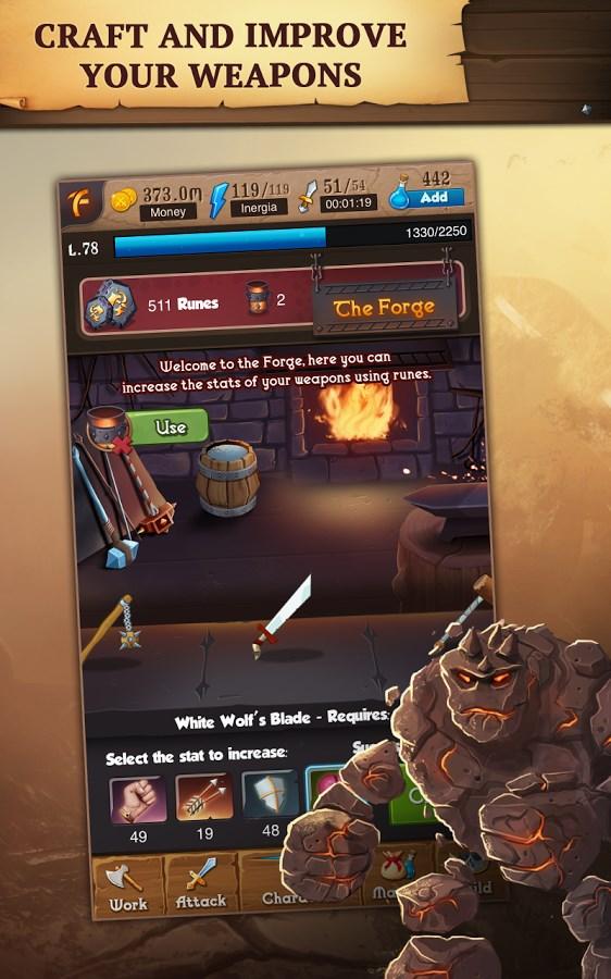 Heroic Legends - Imagem 2 do software
