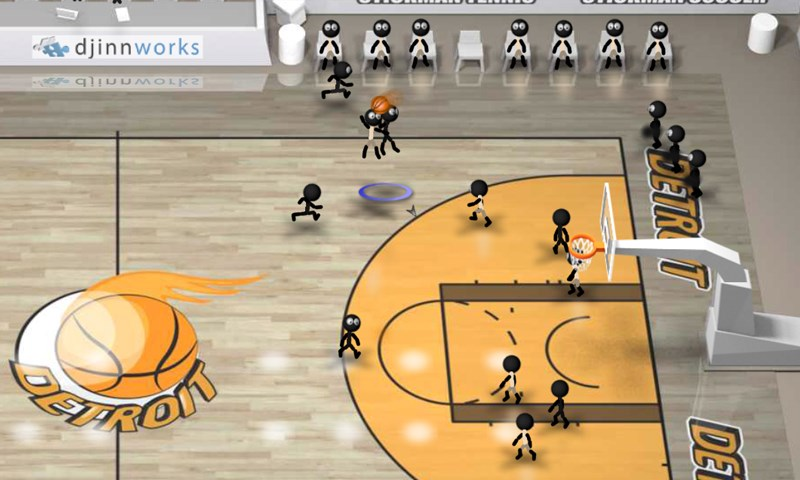 Stickman Basketball - Imagem 1 do software