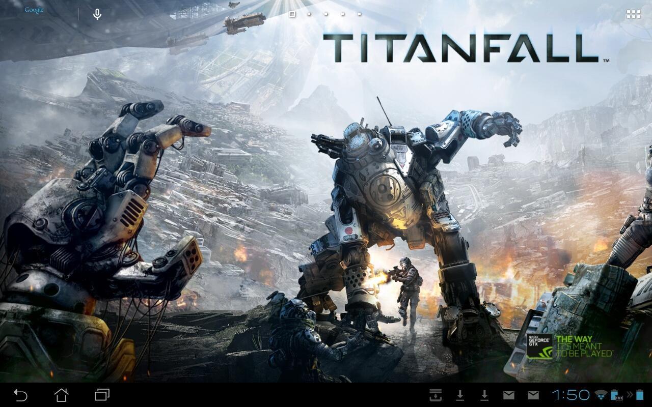 Titanfall Live Wallpaper - Imagem 1 do software
