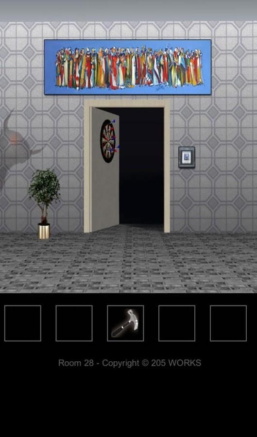 DOORS 4 FREE - room escape - Imagem 2 do software