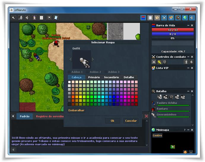 otNaruto Online - Imagem 1 do software