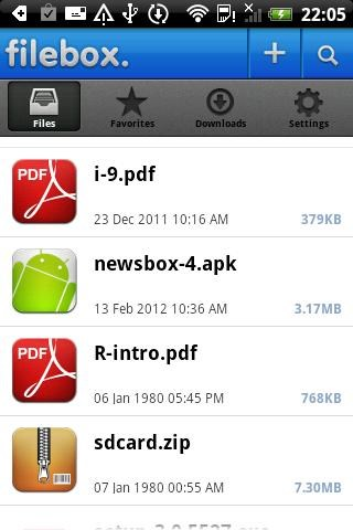 File Manager for Android - Imagem 1 do software