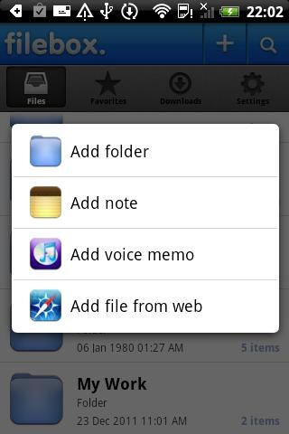 File Manager for Android - Imagem 2 do software