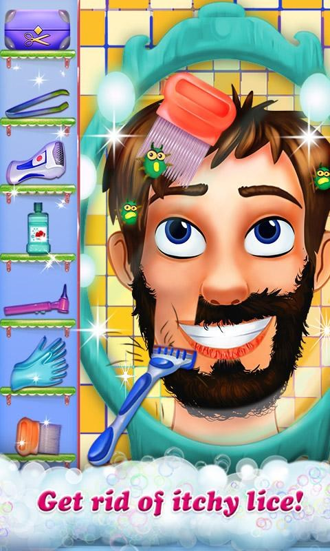 Hairy Face Salon – Makeover - Imagem 2 do software