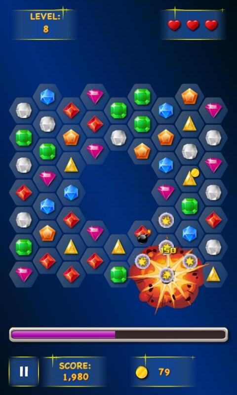 Arcade Jewels – Full Free Game - Imagem 2 do software