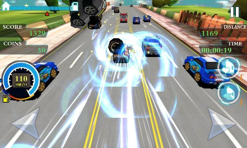 Rush Racing: The Best Racer - Imagem 1 do software