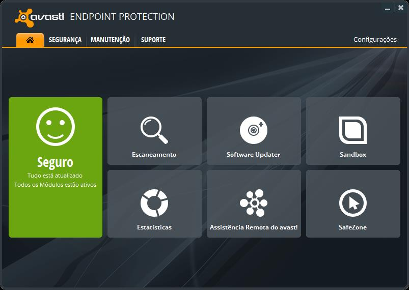 avast! Endpoint Protection - Imagem 1 do software