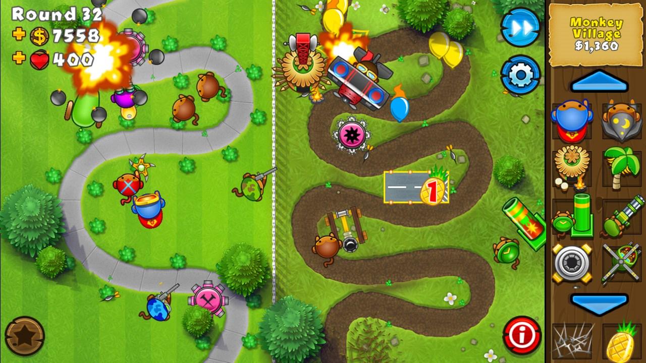 Bloons TD 5 HD - Imagem 1 do software