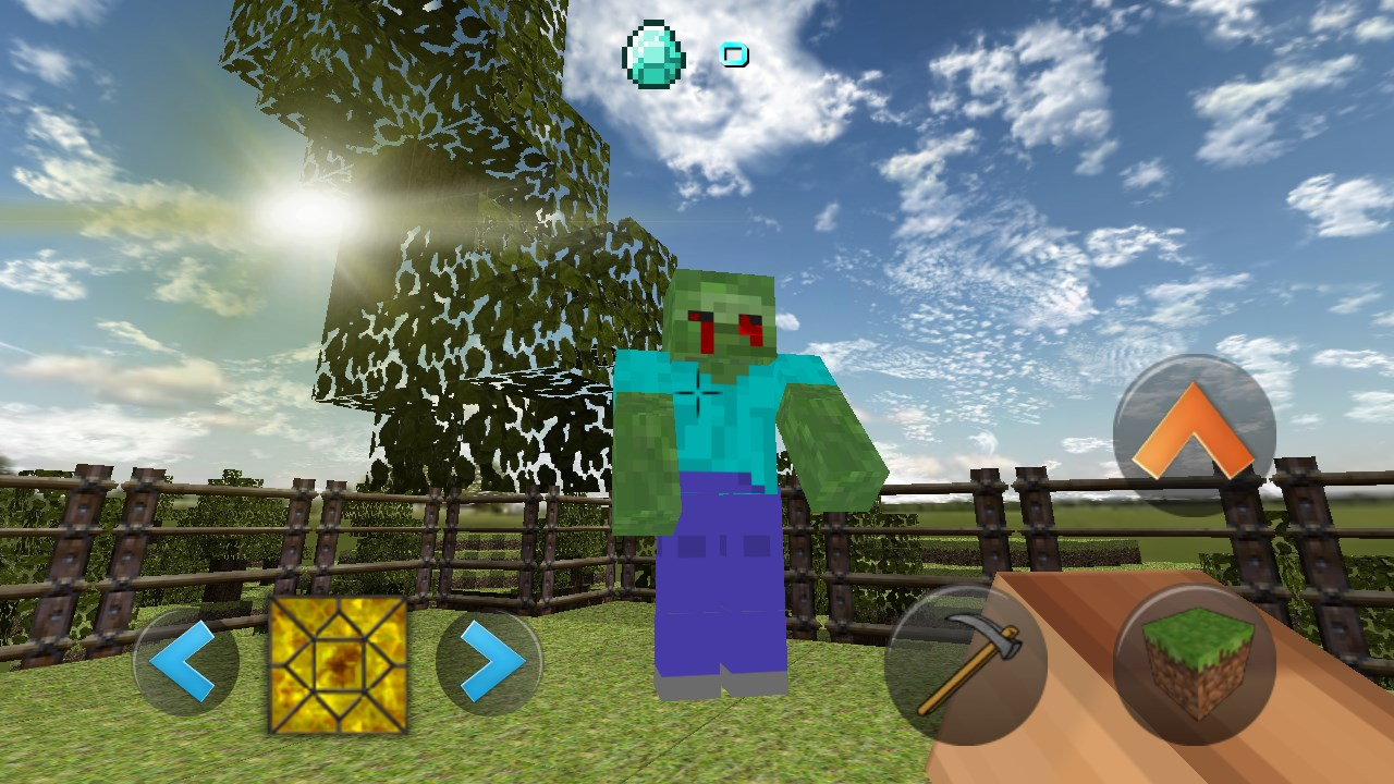 MiniCraft HD - Imagem 1 do software