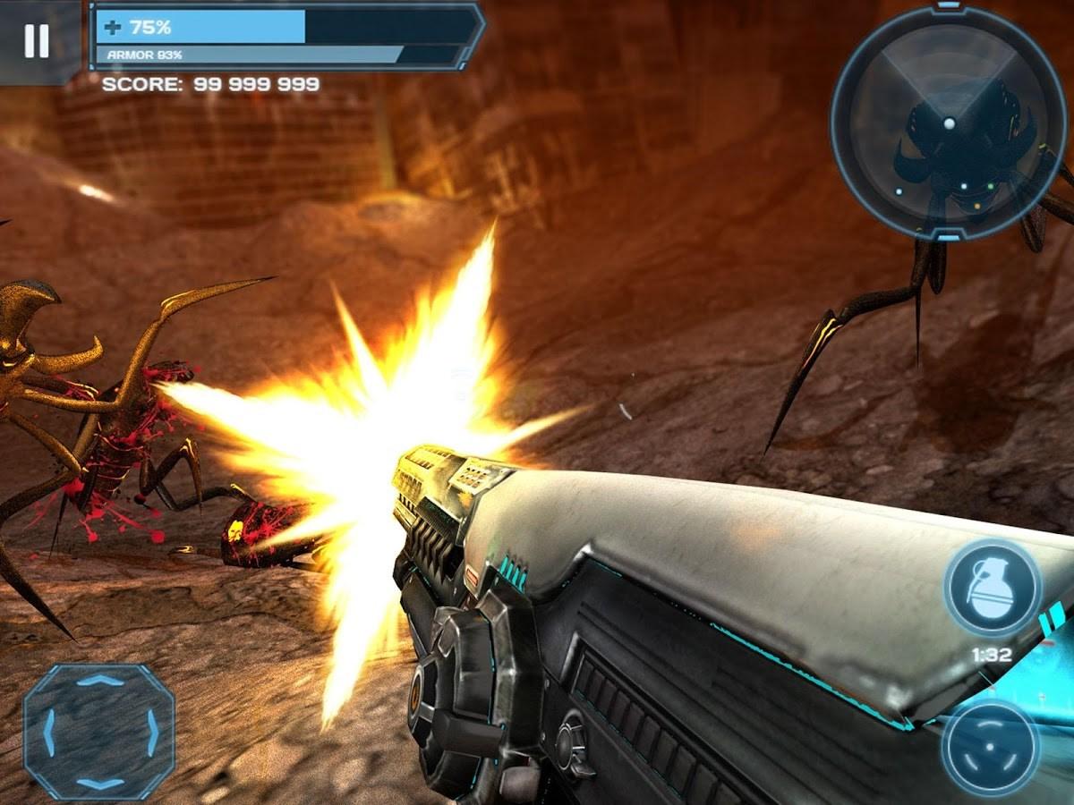 Combat Trigger: Modern Dead 3D - Imagem 1 do software