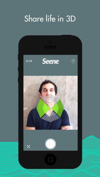 Seene - Imagem 1 do software
