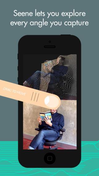 Seene - Imagem 2 do software