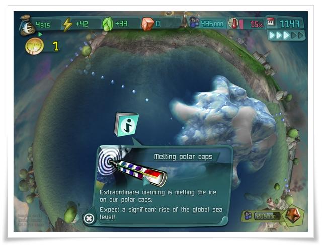 Imagine Earth - Imagem 3 do software