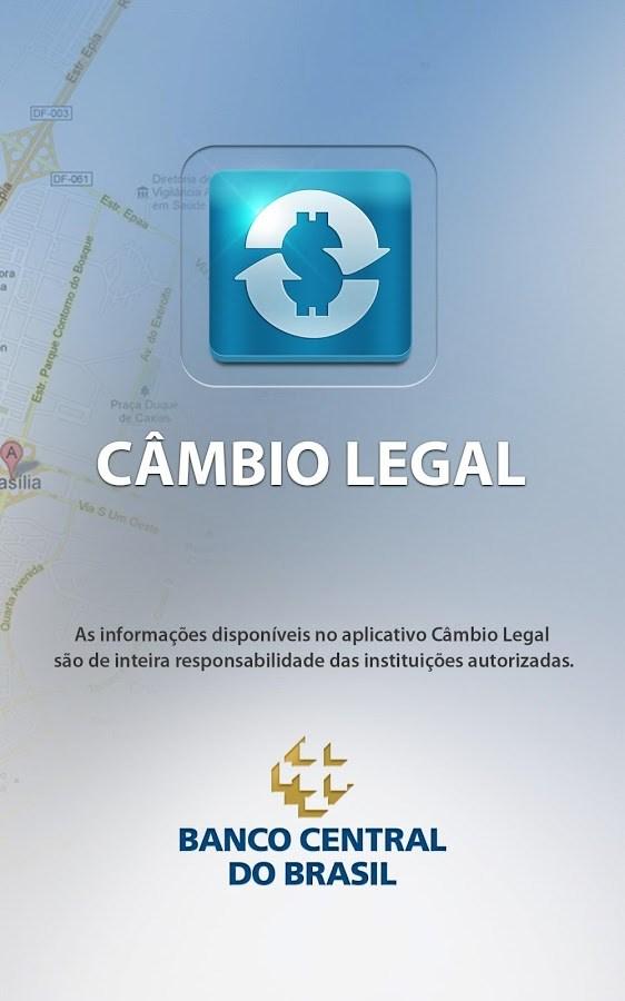 Câmbio Legal - Imagem 1 do software
