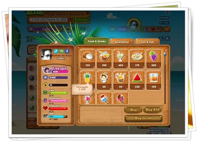 Bingo Island - Imagem 4 do software
