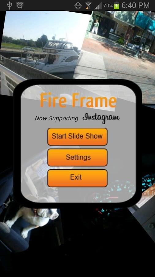 FireFrame - Picture Frame - Imagem 1 do software