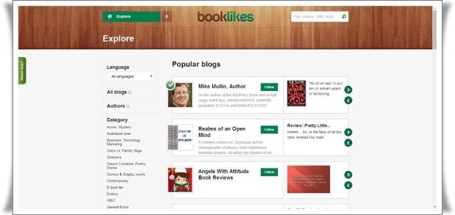 BookLikes - Imagem 2 do software