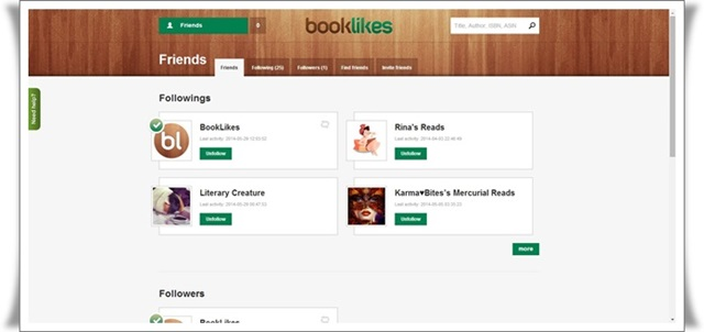 BookLikes - Imagem 3 do software
