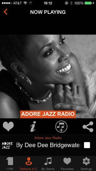 1.FM Rádio Online - Imagem 1 do software