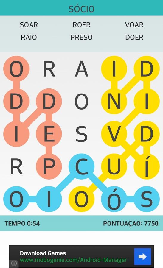 Caça Palavras 2 - Imagem 2 do software