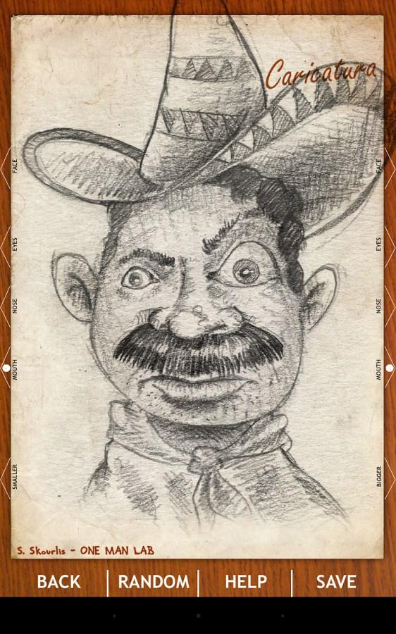Caricatura - Imagem 2 do software