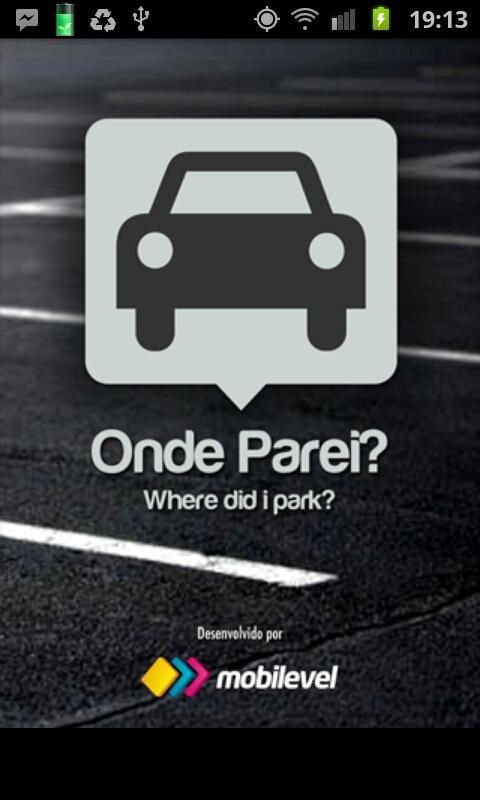 Onde Parei? - Imagem 1 do software