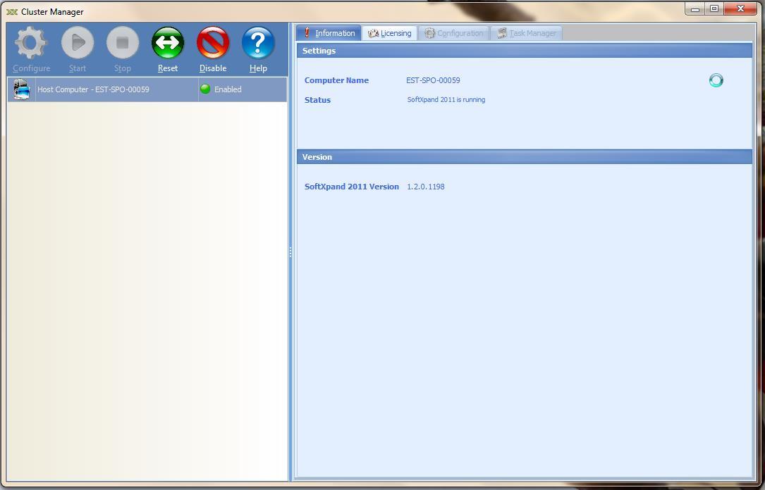 SoftXpand 2011 - Imagem 1 do software