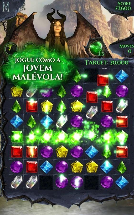 Malévola Free Fall - Imagem 1 do software