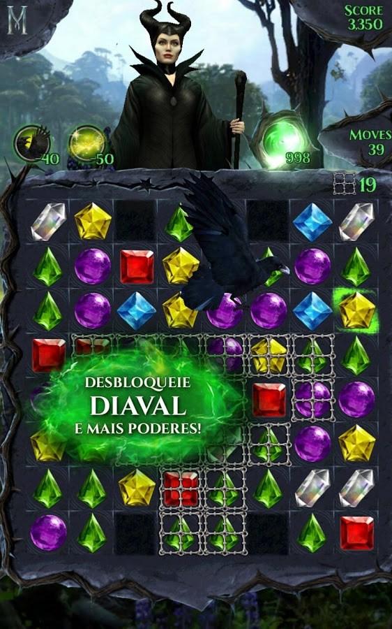 Malévola Free Fall - Imagem 2 do software