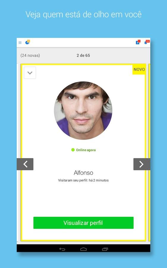 Zoosk - o app de encontros nº1 - Imagem 2 do software
